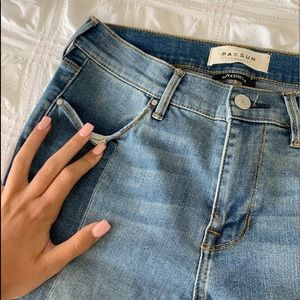 Pacsun brand jeans!